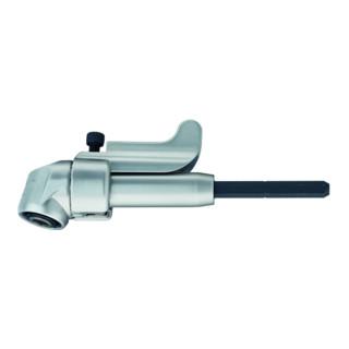 Wiha Winkelschrauber mit Bithalter 1/4'', magnetisch 1/4'' in Blister 130 mm