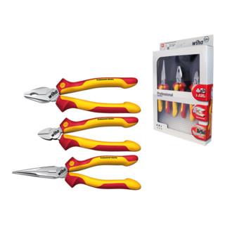 Wiha Zangensatz Professional electric 3-tlg. (Z 99 0 001 06)