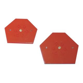 Winkelfixierger. magnet. Hafttkr. 23kg fest vorgegeb. Wink.30/45/60/75/90 Grad