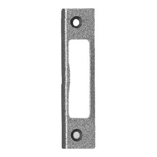 Winkelschließbl.STA silber B.20 ktg.Schenkelbreite 8mm DIN L/R