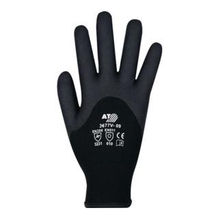 Winterhandschuhe Baumwoll/Acryl Schlingengewebe mit HPT EN388 EN511