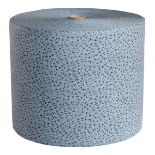 WIPEX STAR Reinigungstuch Schwamm blau lösemittelb. Rolle a 500 Tücher 30x38cm