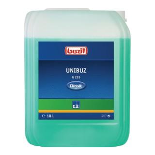 Wischpflege Unibuz G 235 10l Kanister BUZIL