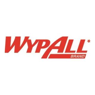 Wischtuch Wypall X80 8374 L380xB420ca.mm 1-lagig stahlblau 1 Rl.x 475 Tü.