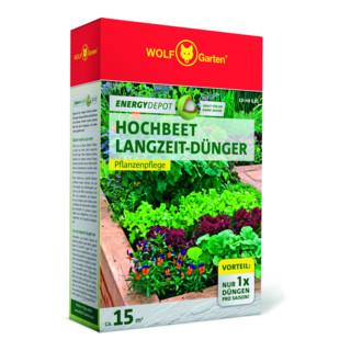 WOLF-Garten Hochbeet-Langzeitdünger ED-HB D/A 0,81kg