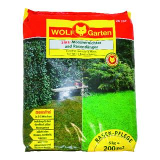 Wolf-Garten Moosvernichter und Rasendünger LW 200