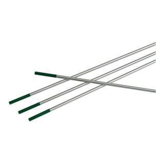 Wolframelektrode WP Grün 1,6x175mm EN 6848
