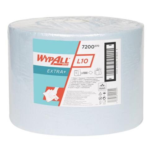 WYPALL L20 Wischtücher 23,5x38cm blau 1000 Blatt