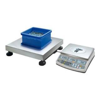 Zählsystem bis 150kg Ablesbarkeit 0,1g