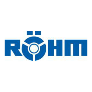 Röhm Zahnkranz-Bohrfutter Prima