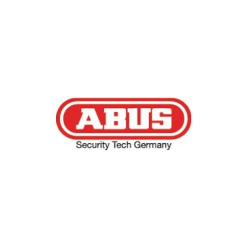 Zylindervorhangschloss 64TI/50HB80 gl Schlosskörper-B.50mm Titalium gl.6511 ABUS